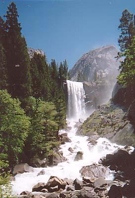 Valan S Yosemite Trip